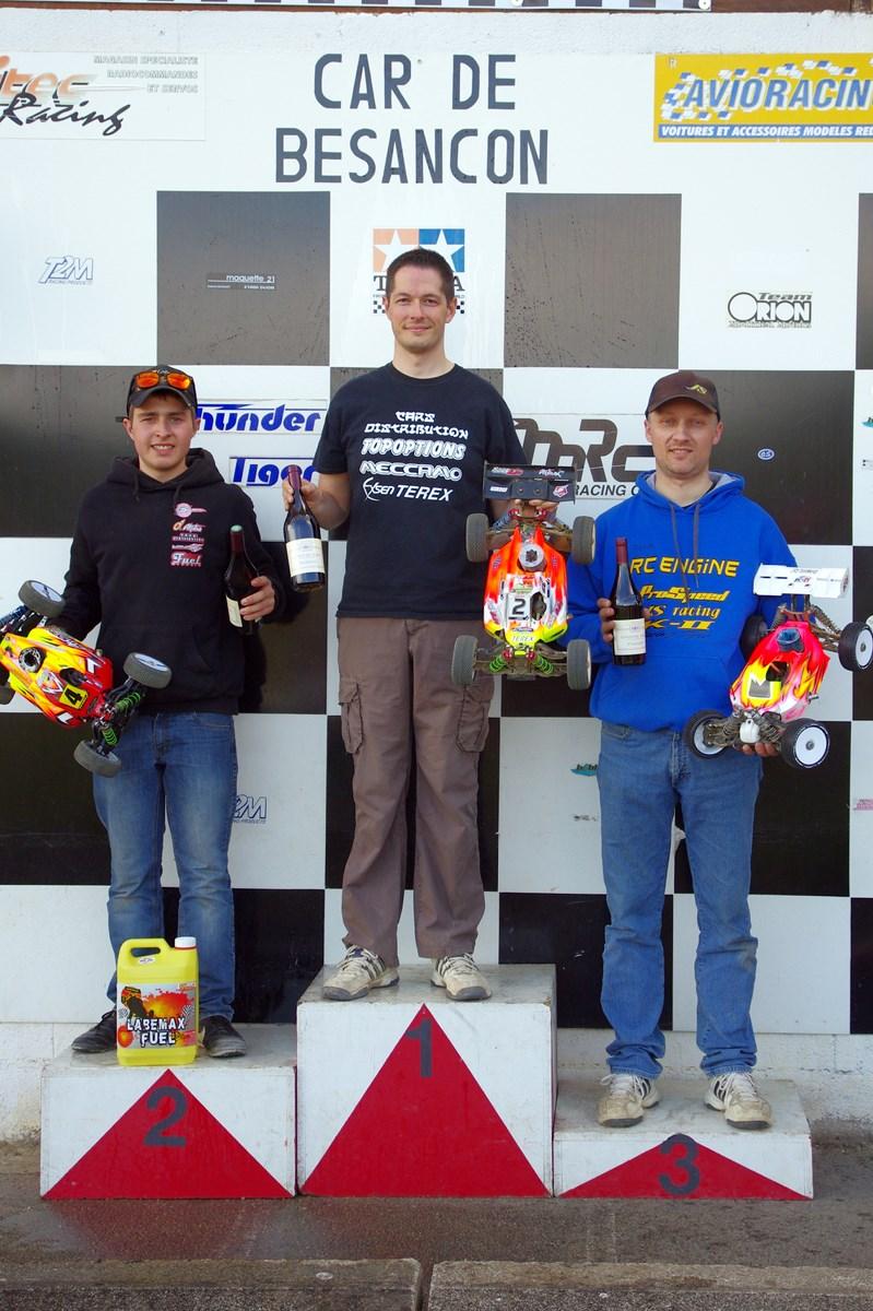 Résultats ligue TT 20.04.2014