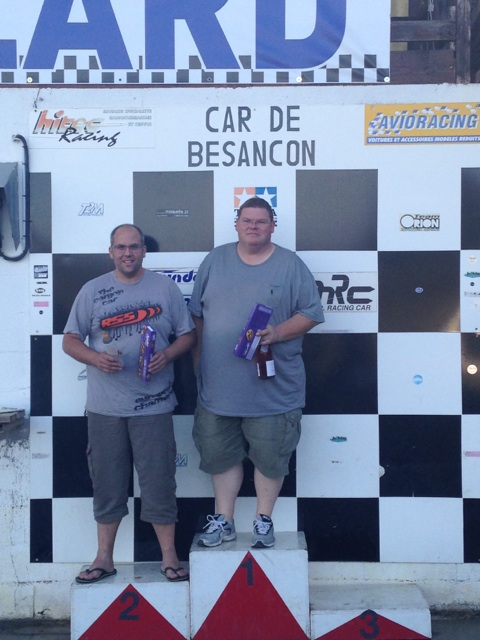 Résultats ligue 1/5 et moto du 07.09.2014