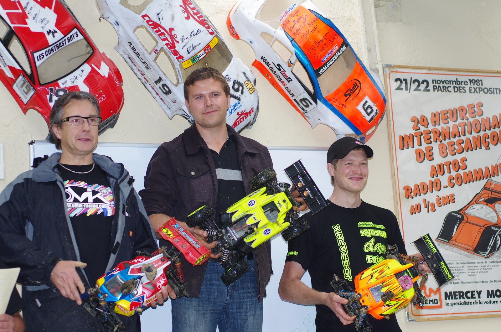 Résultats ligue TT du 05.10.2014